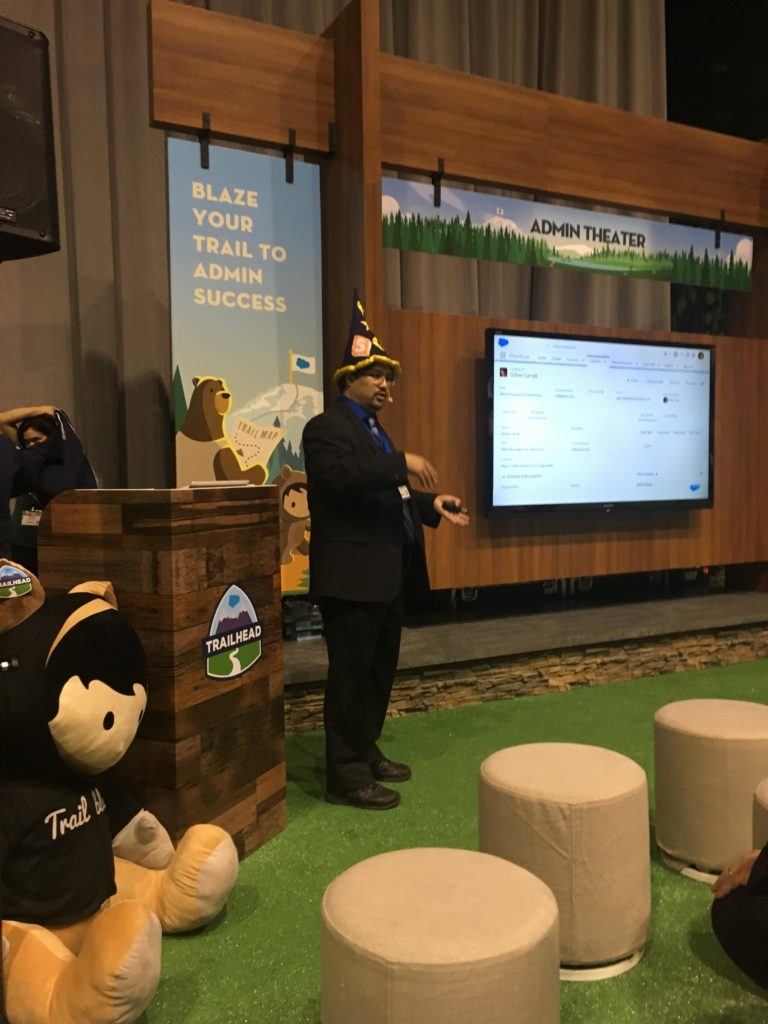 Brian Kwong's Salesforce World Tour Presentation