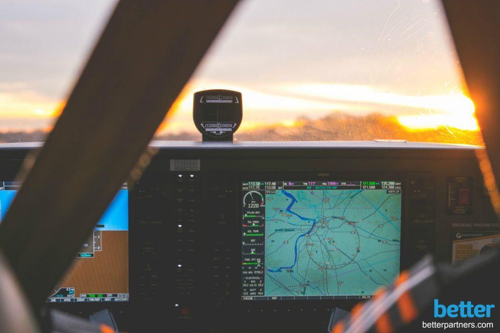 Better-Partners-Salesforce-data-adoption-gps-navigation-car