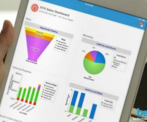 salesforce sales dashboard