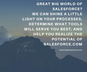 salesforce success in 2018